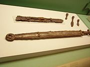 The Kirkburn Sword, kept in the British Museum.