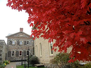 Waterloo County Gaol - Gaol and Governor's House