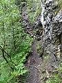 Kláštorská roklina, Slovenský Raj (agost 2012) - panoramio (8).jpg