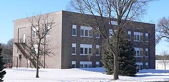 Knox County, Nebraska - Image: Knox County Courthouse (Nebraska) from SE 1