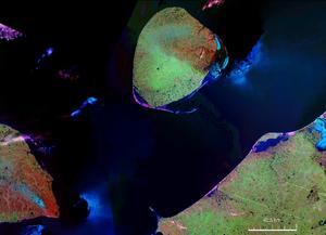 NASA Geocover 2000