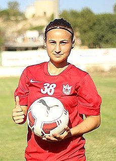 Arzu Karabulut Turkish-German womens footballer