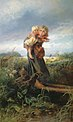 Konstantin Makovsky - Children running from a thunderstorm - 1872.jpg