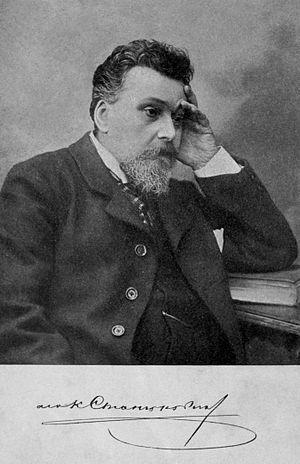 Konstantin Staniukovich - Stanyukovich c.1900