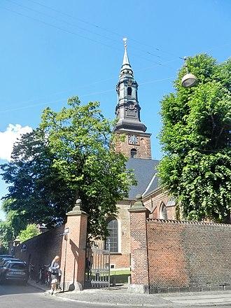 St. Peter's Church, Copenhagen - Image: Kopenhagen panoramio (3)