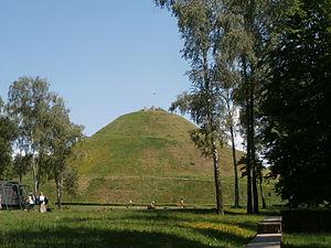 Zwierzyniec (Kraków) - Piłsudski's Mound