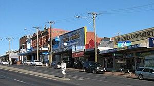 Korumburra - Commercial Street