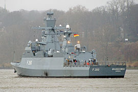 Pictures Of Corvettes >> Braunschweig-class corvette - Wikipedia