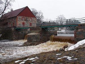 Kose - Image: Kose jalakäijate sild