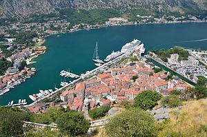 Kotor old town 3