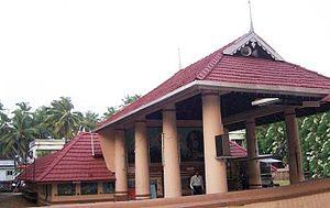 Kottappuram, Thrissur - Kottappuram Shiva Temple