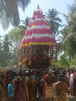 Sandika Amman Parameswari Temple, Point Pedro