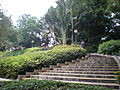 Kowloon Park Woodland Walk stairs.JPG