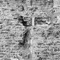 Kraagsteen in zuid-gevel op voormalige zuid-west hoektransept - Lekkerkerk - 20138269 - RCE.jpg