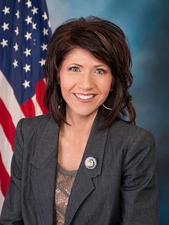 Kristi Noem - Congresswoman Noem in 2011