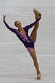 Ksenia MAKAROVA Lake Placid 2009 SP.jpg