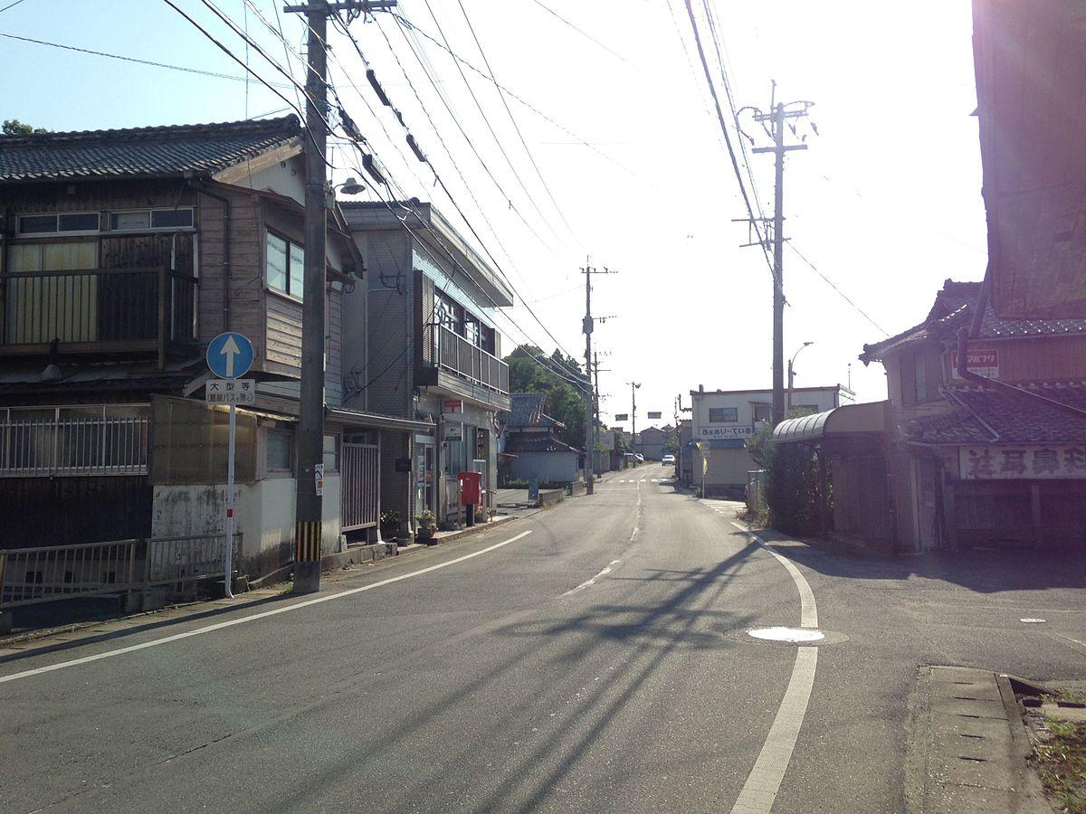 福岡県道787号勝立三川線 - Wiki...