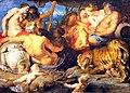 Kunsthistorisches Museum Wien, Rubens, die vier Flüsse des Paradieses.JPG