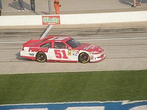 Phoenix Racing (NASCAR team) - Kurt Busch driving the No. 51 at Texas Motor Speedway in 2012