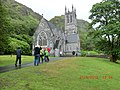 Kylemore Castle Cathedral - panoramio.jpg