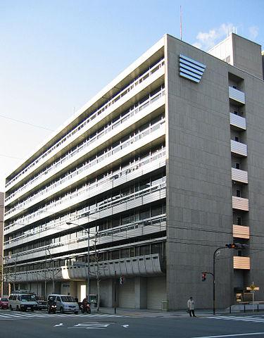 京都銀行の本店