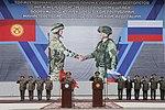 Kyrgyz-Russian military ceremony.jpg