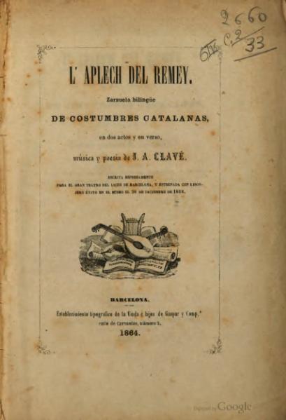 File:L'Aplech del remey (1864).djvu