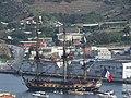 L'Hermione en partance pour Nice au départ de Port-Vendres.jpg