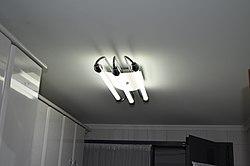 Lámpara de cocina encendida.JPG