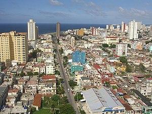 Línea, La Habana, Cuba