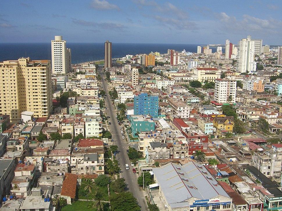 L%C3%ADnea, La Habana, Cuba