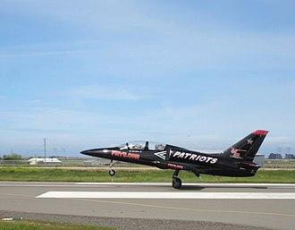 Patriots Jet Team - Aero L-39 Albatros, Patriots Jet Team No. 4.