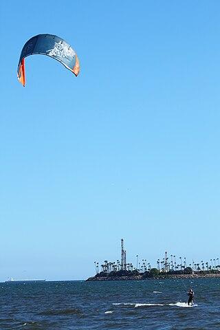 deportes de tracción - kitesurfing