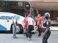 LFC players entering the bus US Tour 2012 (1).jpg