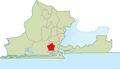LGA Mapa de Ajeromi-Ifelodun, Lagos.PNG