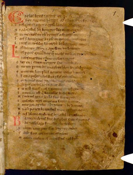 File:La Chanson de Roland - MS Oxford.djvu