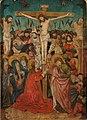 La Crucifixión, de Pere Espallargues (Museo del Prado).jpg