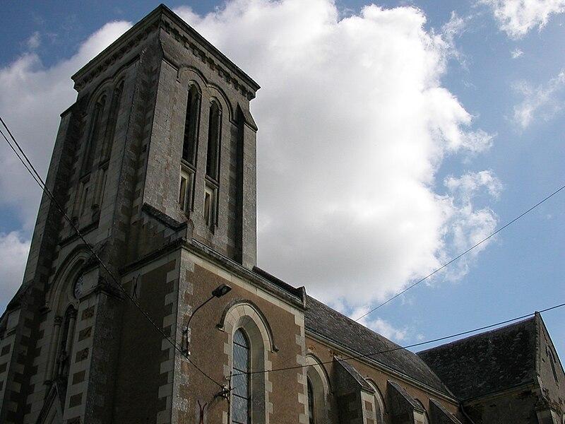 Church of La Ferrière-de-Flée
