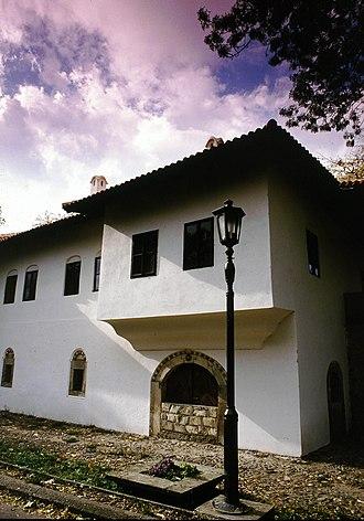 Konak (residence) - Amidža Konak in Kragujevac, Serbia.