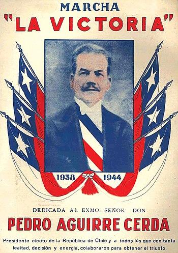 La Victoria Pedro Aguirre Cerda