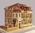 La maquette dun hôtel particulier art nouveau au Musée des années 30 (Boulogne-Billancourt) (2136265420).jpg