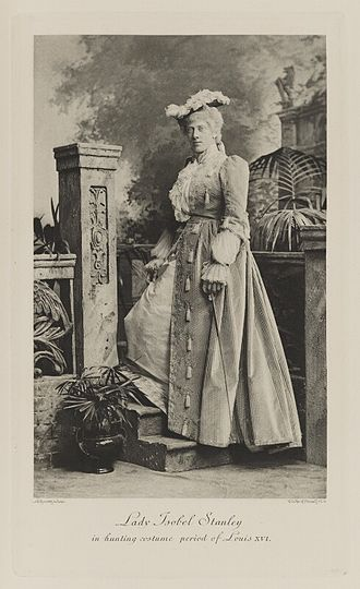 Lady Isobel Gathorne-Hardy - Lady Isobel Gathorne-Hardy (1897)