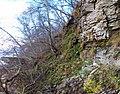 Lahepere cliff, 2010-11.jpg