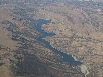 Del Valle Regional Park - Del Valle Regional Park and Lake