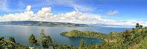 North Sumatra - Image: Lake Toba, Sumatra