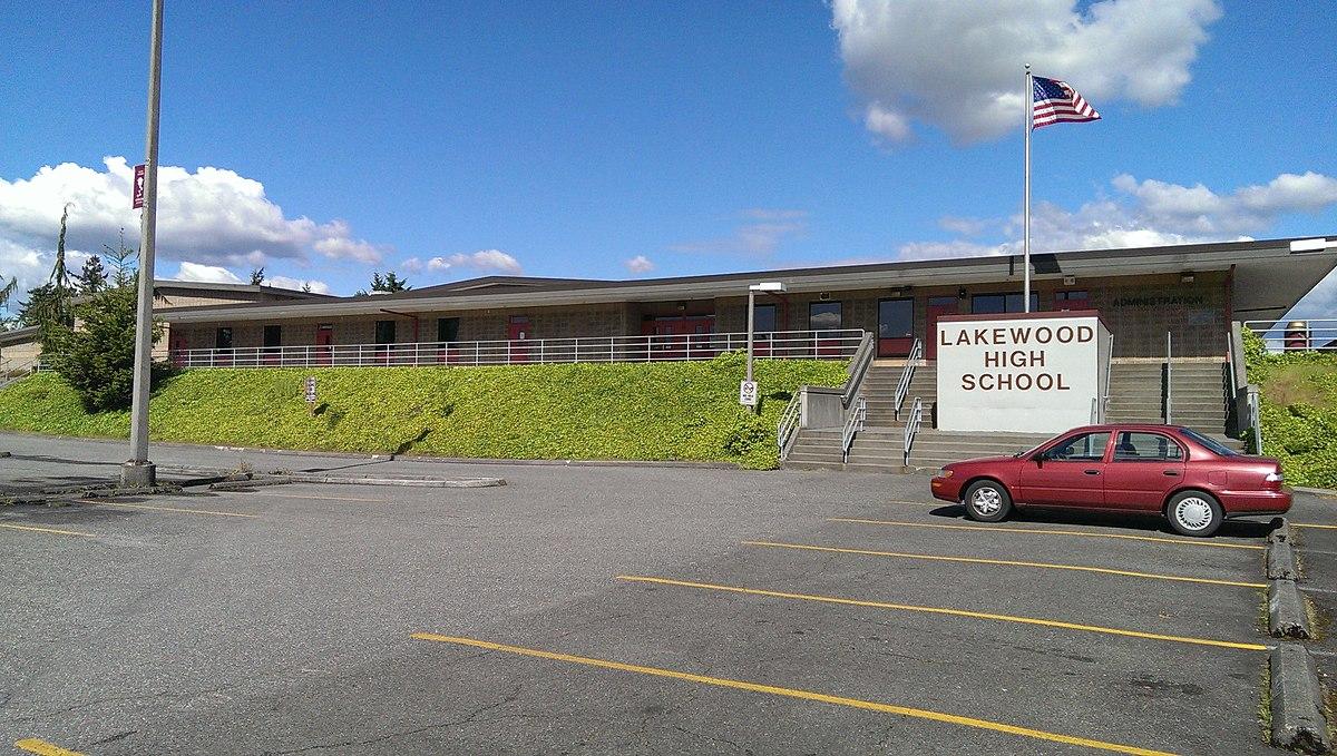 Lakewood High School (Washington) - Wikipedia