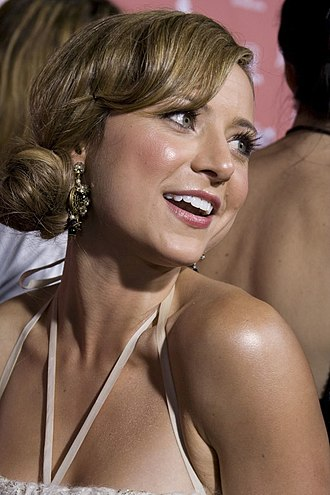 2012 Ovation Awards - Christine Lakin, nominee, Featured Actress in a Musical