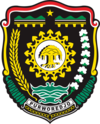 Official seal of Kabupaten Purworejo