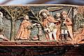 Lampaul-Guimiliau- Enclos paroissial - La poutre de gloire - PA00090020 - 004.jpg