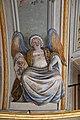 Lamporecchio, villa rospigliosi, interno, salone di apollo, con affreschi attr. a ludovico gemignani, 1680-90 ca., segni zodiacali, acquario 02.jpg